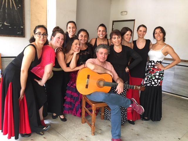 Escuela De Flamenco En Madrid Escuela Flamenca